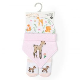 3 PIECE SET : DEER