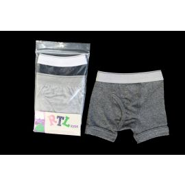 BOYS 2 PACK BOXER BRIEF