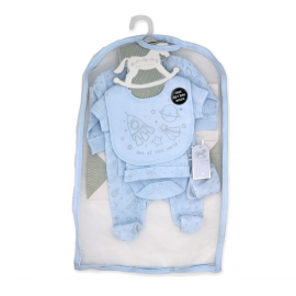 BOYS 5 PIECE SET IN MESH BAG WITH GIFT BAG: OUT OF THIS WORLD
